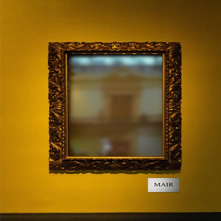 Mirror in Gallery Art Podcast